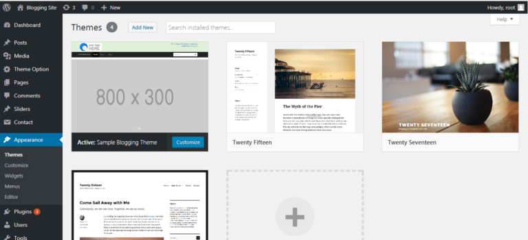 wordpress theme development tutorial from scratch