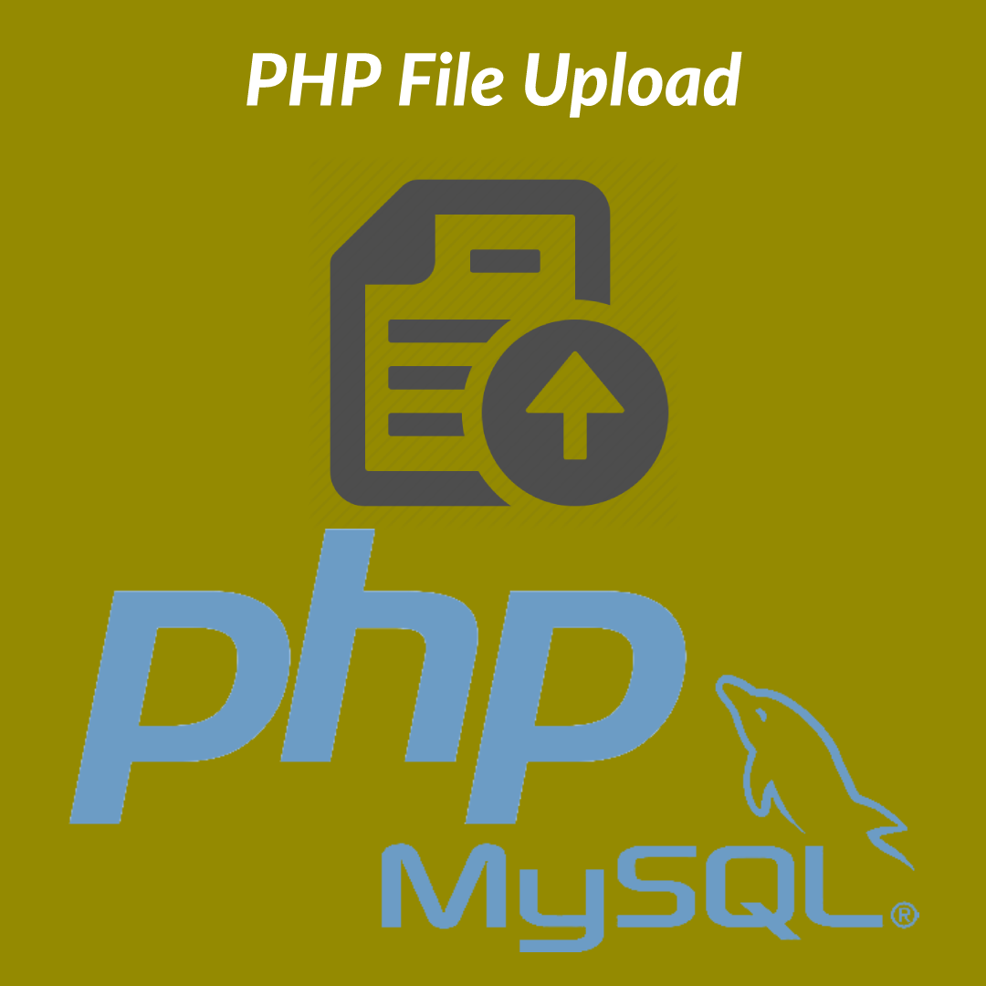 PHP File Upload – how to upload a file in php