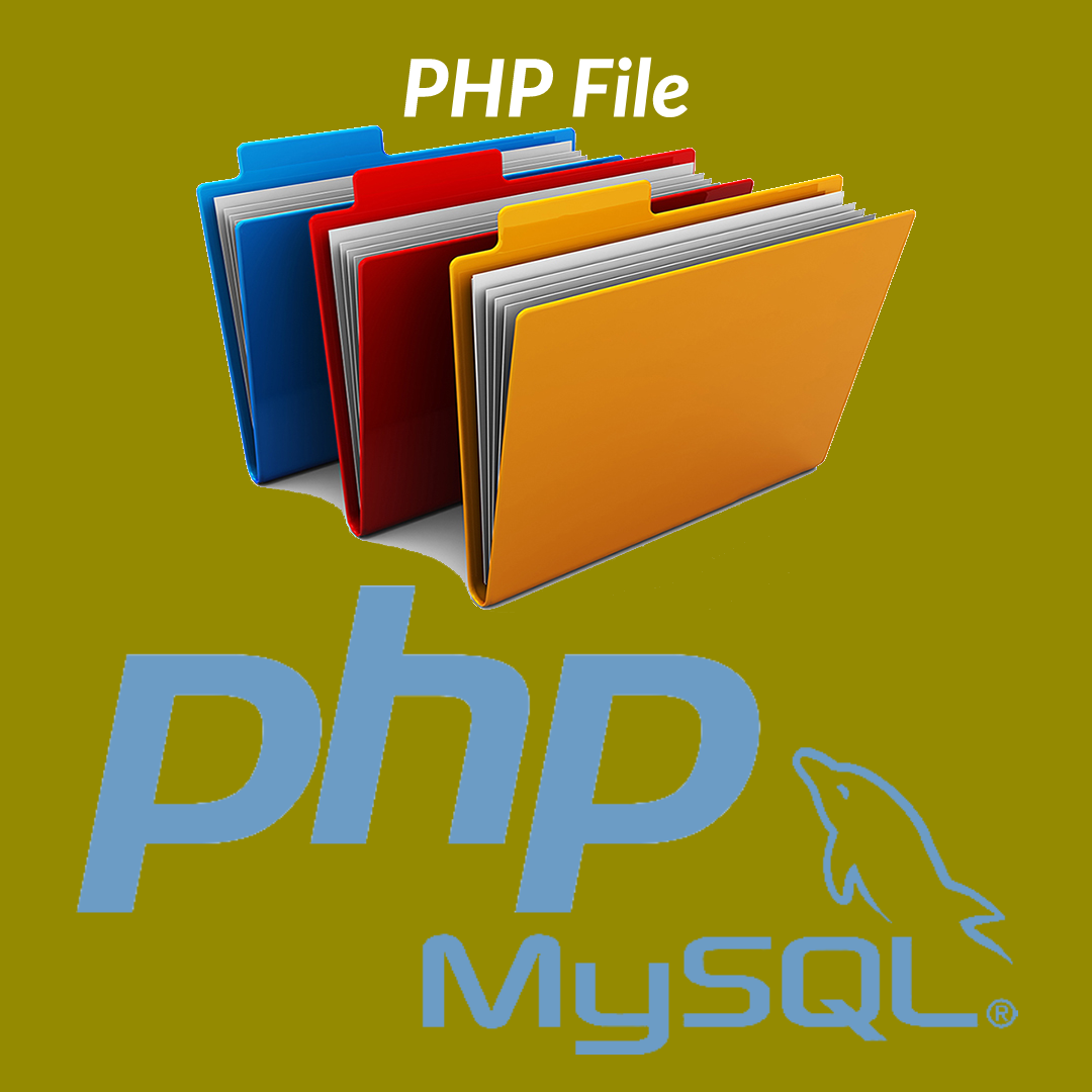 PHP File Read, Write, Append and Delete
